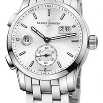 Ulysse Nardin Dual Time New Steel 42mm Automatic