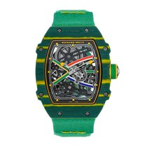 Richard Mille RM 67-02 Van Niekerk Quartz TPT  Watch