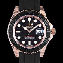 Rolex Yacht-Master Black/Everose Gold Ceramic 40mm - 116655