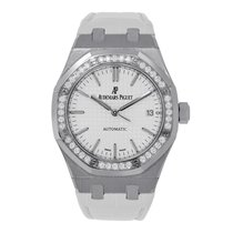 Audemars Piguet Royal Oak Lady Steel 37mm Silver United States of America, New York, New York