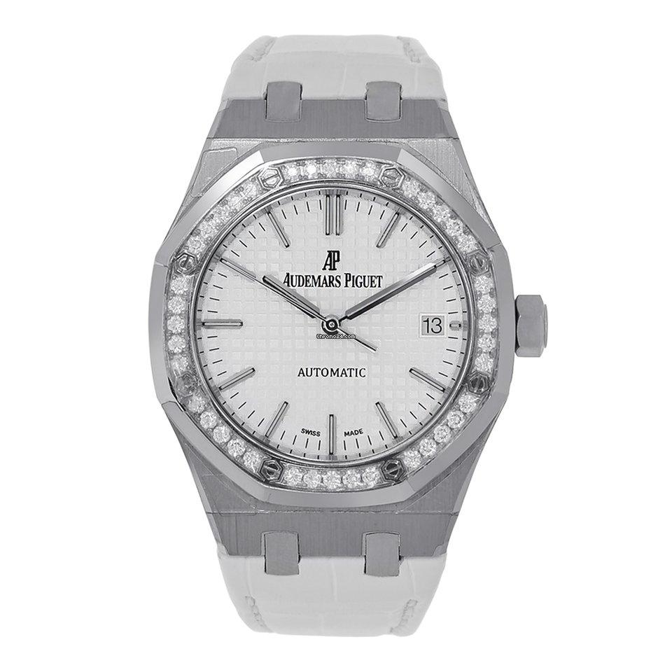 new styles 5d692 0b3ef Audemars Piguet Royal Oak Selfwinding 37mm Stainless Steel Watch