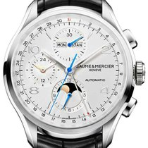 Baume & Mercier Clifton Chronograph Moonphase