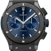 Hublot 521.CM.7170.LR Classic Fusion Blue new United States of America, New York, Brooklyn