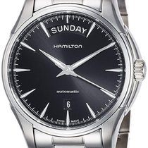 Hamilton Jazzmaster Day Date Auto nouveau 40mm Acier
