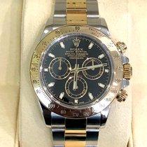 Rolex Daytona 116523 Two Tone/Black Dial