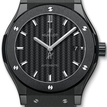 Hublot Classic Fusion 45, 42, 38, 33 mm 511.CM.1771.RX Unworn Ceramic 45mm Automatic