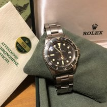 Rolex Sea-Dweller Double Red 1974 Box+Papers Ref.1665