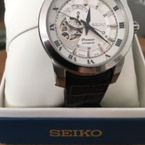 Seiko 41mm Automatisk brugt Premier Automatic