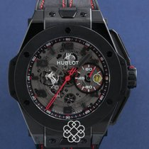 Hublot Big Bang Ferrari pre-owned Ceramic