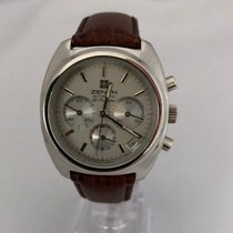 Zenith Steel 41mm Automatic 01-0210-415 pre-owned