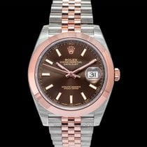 Rolex Rose gold Automatic 126301 new