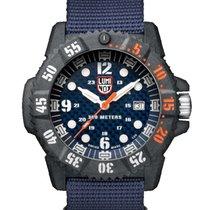 雷明时 碳 46mm 石英 XS.3803.C LUMINOX SEA Master Carbon Nero Blu 46mm 全新