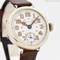 Tavannes 37mm Manual winding 1910 pre-owned White