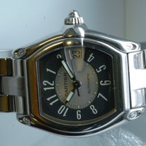 Cartier Roadster 2510 Very good Steel 37mm Automatic Canada, Montreal