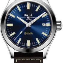 Ball Engineer II Marvelight Acero 43mm Azul