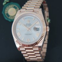 Rolex Day-Date 40 neu 40mm Roségold