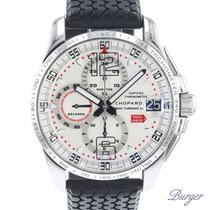 Chopard Chronograph 44mm Automatic pre-owned Mille Miglia White