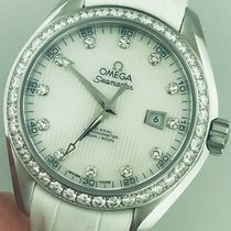 Omega Seamaster Aqua Terra Steel 34mm Mother of pearl No numerals United States of America, Arizona, Scottsdale