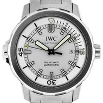 IWC Aquatimer Automatic 42mm Silver United States of America, California, Los Angeles