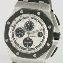 Audemars Piguet Royal Oak Offshore Chronograph Stahl 44mm Silber Deutschland, Heilbronn
