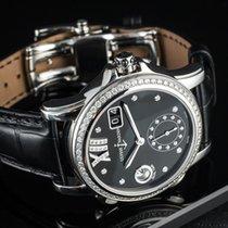 Ulysse Nardin Dual Time Steel 37mm Black