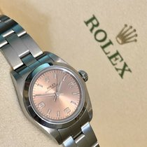 Rolex Oyster Perpetual 26 Staal