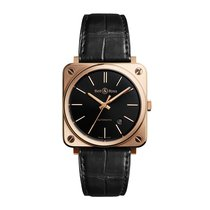 Bell & Ross BR S Rose gold 39mm Black United States of America, Florida, Miami