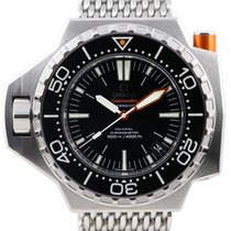 Omega Seamaster PloProf Steel 55mm Black No numerals United States of America, Florida, Boca Raton