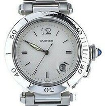 Cartier Pasha Seatimer Steel 38mm Silver United States of America, Illinois, BUFFALO GROVE