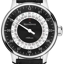 Meistersinger Adhaesio Steel Black United States of America, New York, Brooklyn