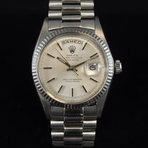 Rolex 1803 Or blanc 1968 Day-Date 36 36mm occasion France, Paris