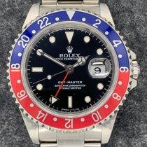 Rolex GMT-Master Ατσάλι Μαύρο