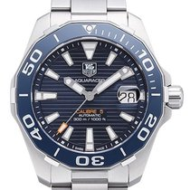 TAG Heuer WAY211C.BA0928 Steel 2020 Aquaracer 300M 41mm new