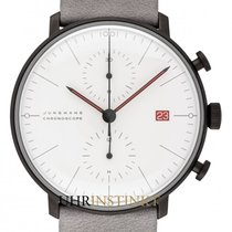Junghans new Automatic Small Seconds Limited Edition 40mm Steel Sapphire Glass