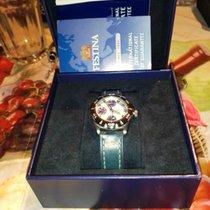 Festina Ženski sat 35mm Kvarc rabljen Sat s originalnom kutijom i originalnom dokumentacijom 2008