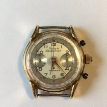 Dubey & Schaldenbrand Gold/Steel 37.25mm Manual winding pre-owned