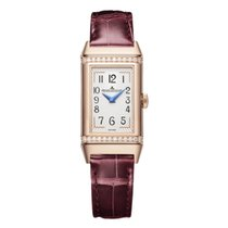 Jaeger-LeCoultre Reverso Duetto Rose gold 40.1mm Bordeaux Arabic numerals United States of America, Florida, Sunny Isles Beach