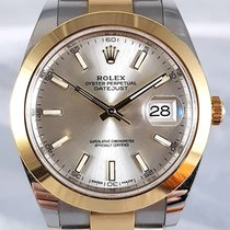 Rolex Datejust 126303 Very good Gold/Steel 41mm Automatic