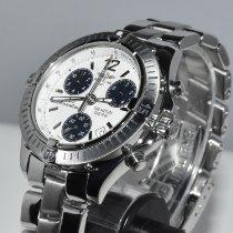 Breitling Colt Quartz neu 2005 Quarz Chronograph Nur Uhr A53050