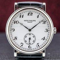 Patek Philippe Calatrava Platinum 33mm White Arabic numerals United States of America, Massachusetts, Boston
