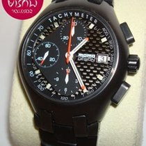 Momo Design pre-owned Automatic 38mm Black Sapphire Glass 5 ATM