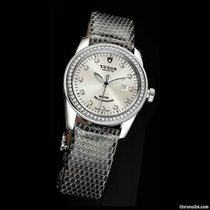 Tudor Glamour Date 31 Mm Diamonds Bezel