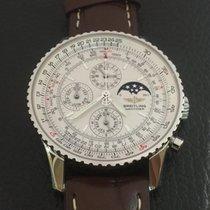 Breitling Navitimer Olympus chronograph in steel Ref.19340