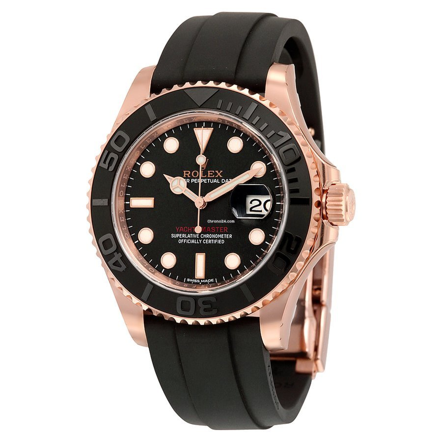 75a64227e96 Rolex Yacht-Master Rose gold - all prices for Rolex Yacht-Master Rose gold  watches on Chrono24