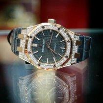Audemars Piguet Rose gold 37mm Quartz 15452OR.ZZ.D003CR.01 new