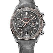 Omega Speedmaster Grey Side of the Moon Meteorite