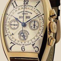 Franck Muller Cintree Curvex Master Calendar Chronograph 6850...