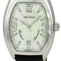 Paul Picot Firshire 4097 Automatic 2000 Steel Mens Luxury...