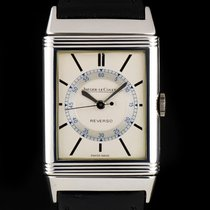 Jaeger-LeCoultre Reverso (submodel) Steel 22.5mm Silver No numerals United Kingdom, London