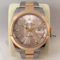 Rolex Datejust steel/gold 126303